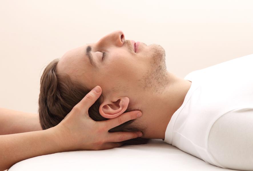 Cranio hilft beim Ausgleich von Aktivität und Ruhephasen.